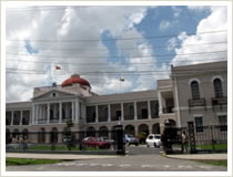 Parliament Building of Guyana